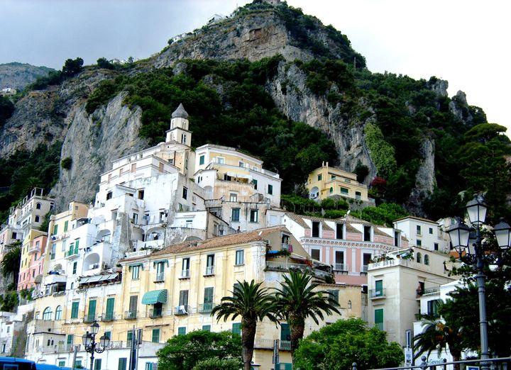 Amalfi - Markell Smith Gallery