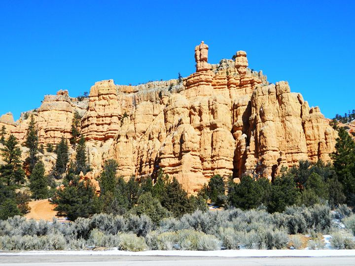 Red Canyon - Markell Smith Gallery