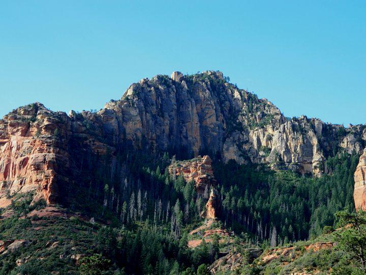 Sedona Canyon - Markell Smith Gallery