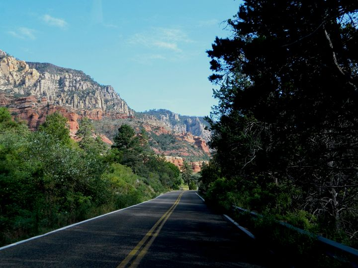 Sedona Canyon - Markell Smith Gallery