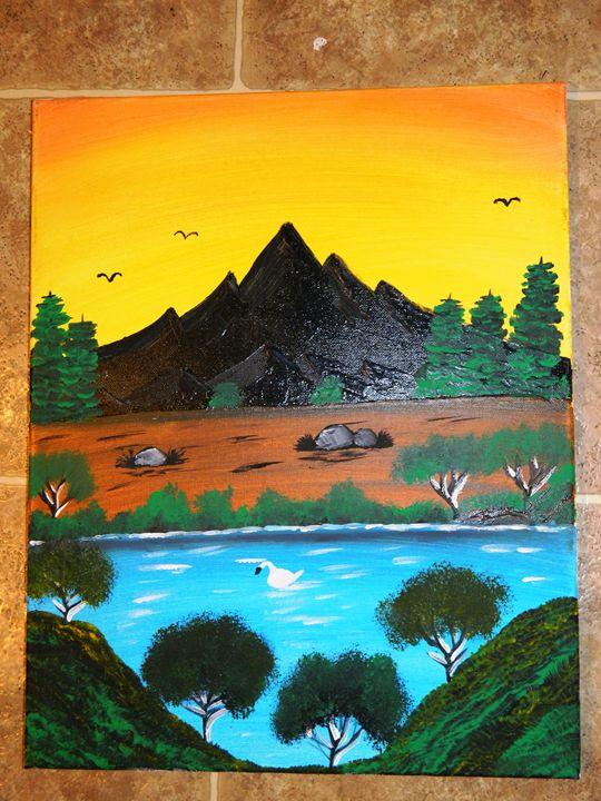 Black Mountain - Markell Smith Gallery