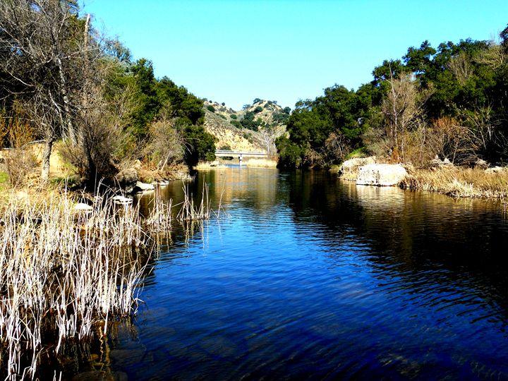 Malibu Creek - Markell Smith Gallery