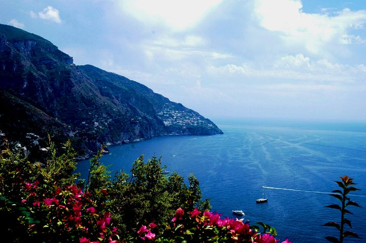 Amalfi Coast - Markell Smith Gallery