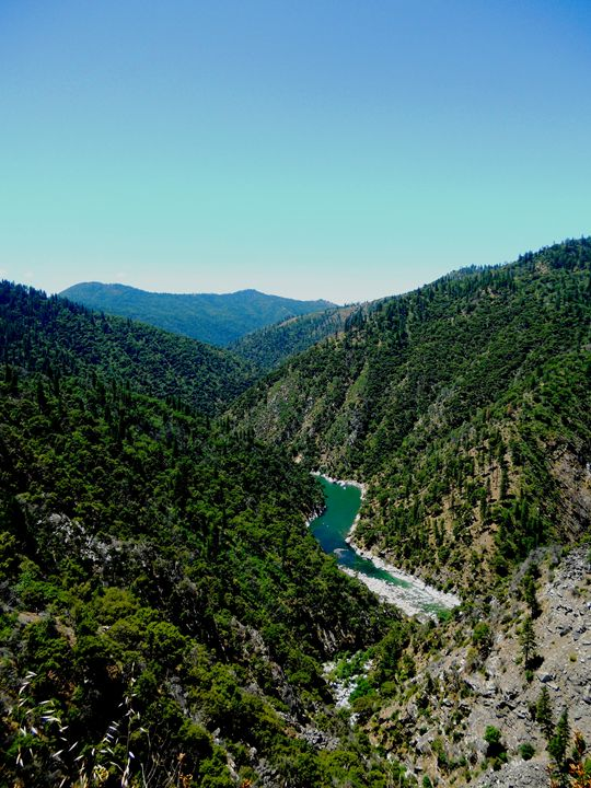 The Feather River - Markell Smith Gallery