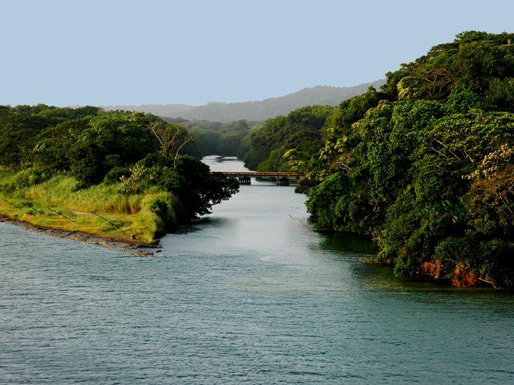 Panama Canal - Markell Smith Gallery
