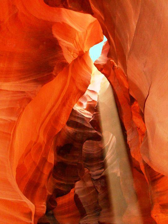 Antelope Canyon - Markell Smith Gallery