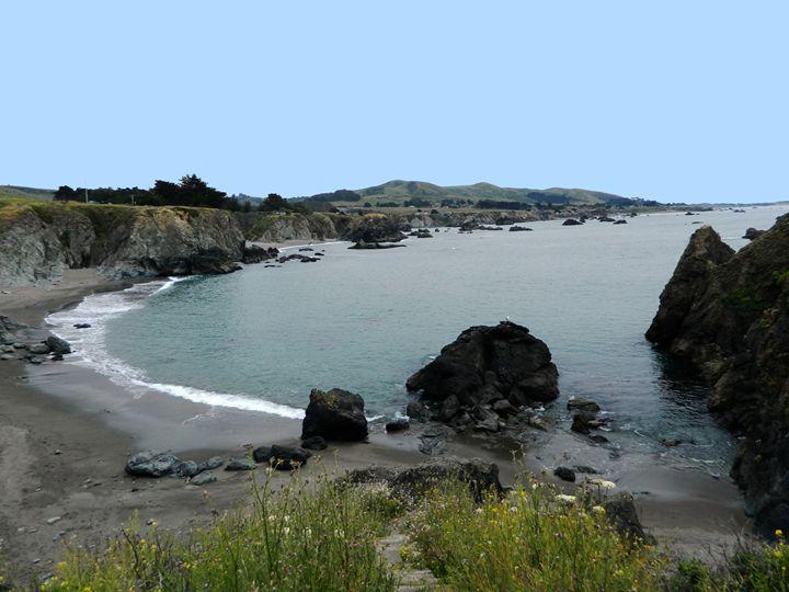 Bodega Coastline - Markell Smith Gallery