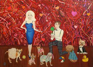 Lovely dogs - Fia Van den Berg