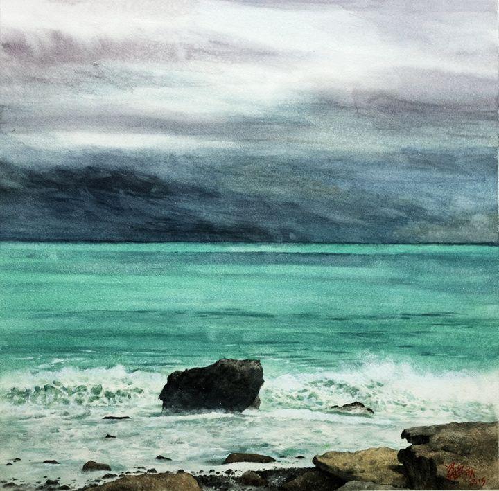 Solitarily - Galerie des Meeres