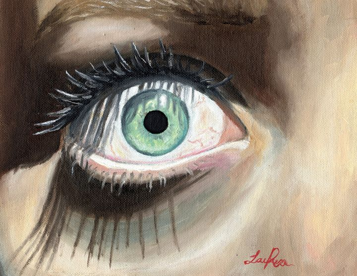 Startled Eye - Lauren Ronstadt