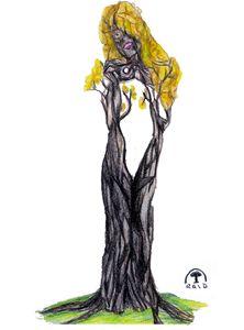 mimosa girl