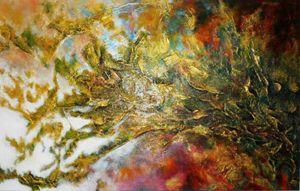 Golden seaweed