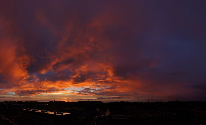 Magical sunset - eriktanghe