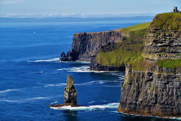 The Cliffs of Moher - Andrew Verdi