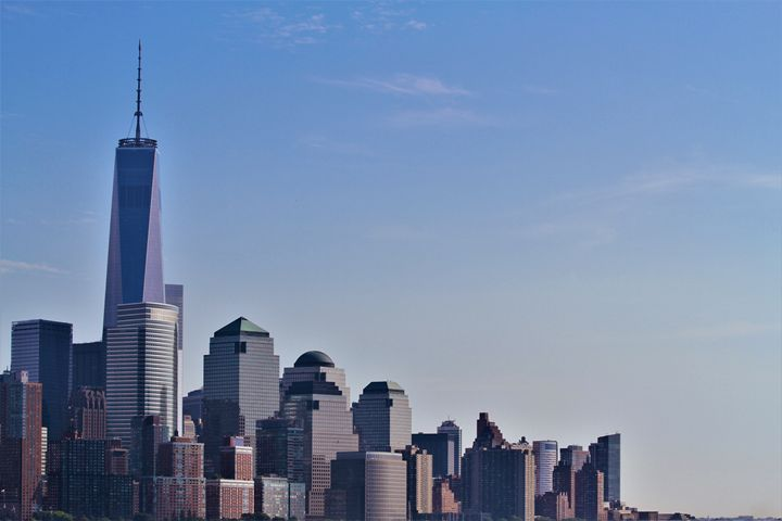 World Trade Center - Andrew Verdi