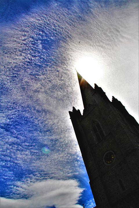 St. Patrick's Cathedral' Spire - Andrew Verdi