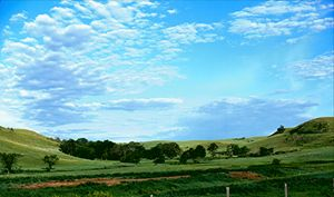 Big Sky Country - D. Raymond-Wryhte
