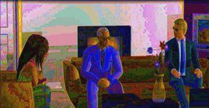 THE MEETING - Charles Papaccio