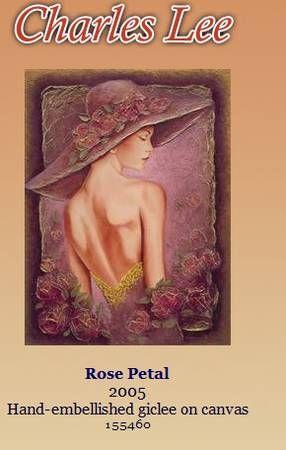 Rose Petal, Charles Lee - LGT art