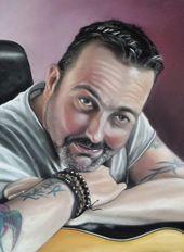 John Currie Pastel Art