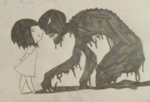 childhood demon - Giorgia Gausepohl