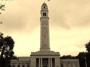 Memorial Tower LSU