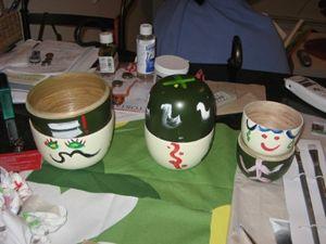 Festive bowls