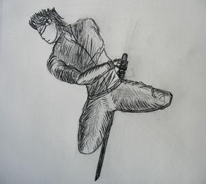 Takeo Sword Draw