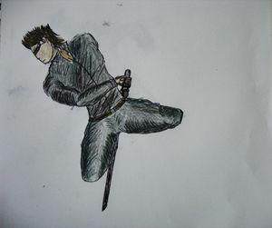 Takeo Raiden colored