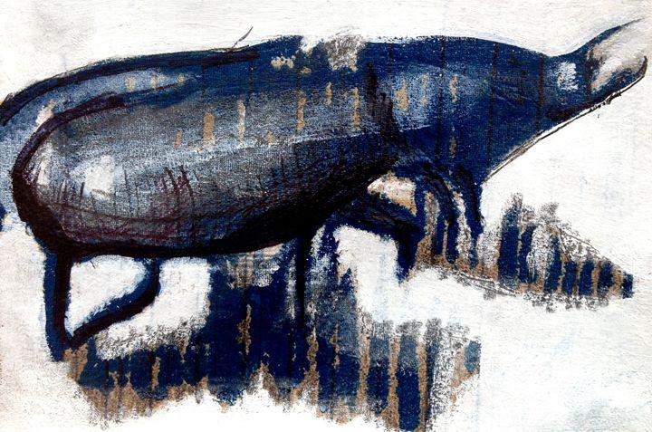 Blue Beetle - Cornstalks Design