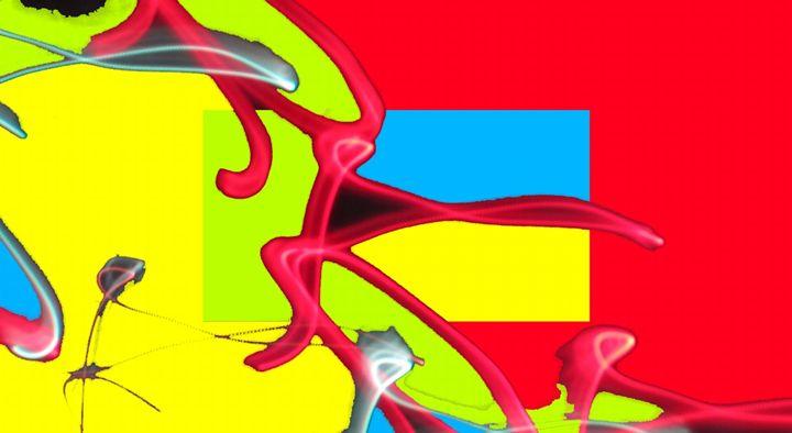 lights and color xmas time - Yekuno's art work