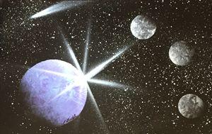 3 Moons