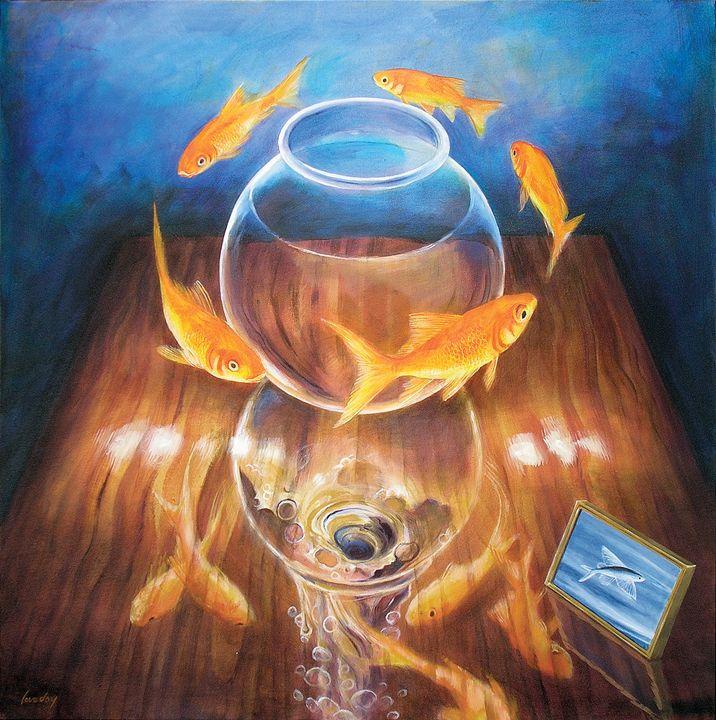 Goldfish IV - Daniel Loveday