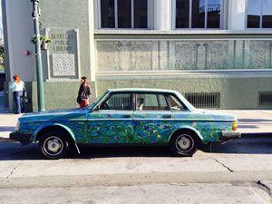 Monet Car