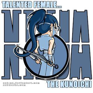 Kunochi Ninja