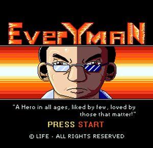 EverYmaN - The Everyday Hero! -Retro