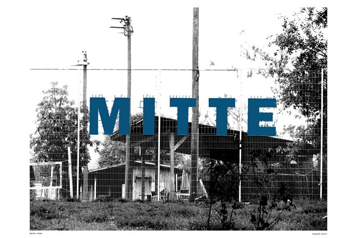 Mitte - Travellin' Light: photography, Monica Melissano