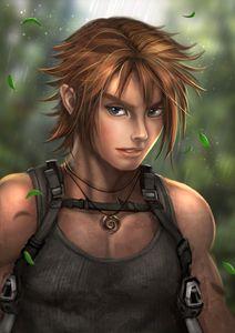 Larry Croft - Lara Croft