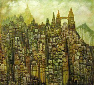city dreamed