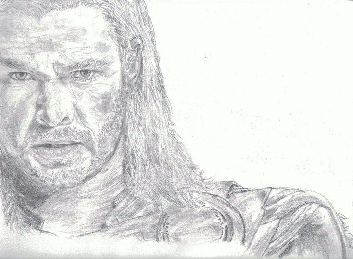 Thor- Chris Hemsworth - Annalise Hope Art