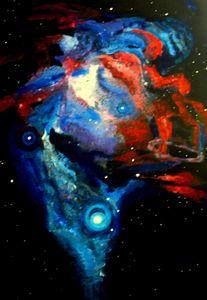Orion in the dark