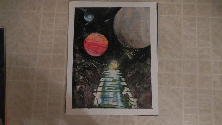 dream river - Michael wells