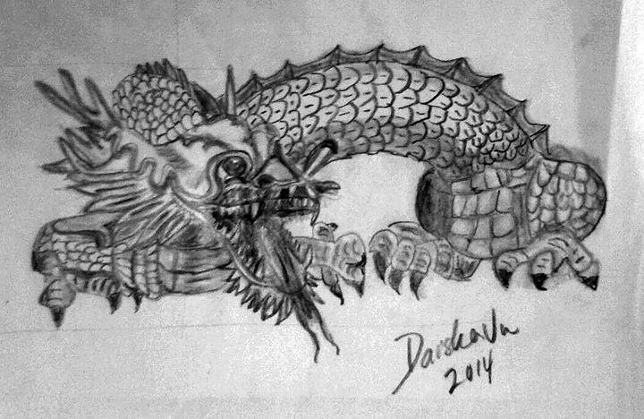Kyoto Dragon - DaishaVu