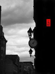 Storm Clock