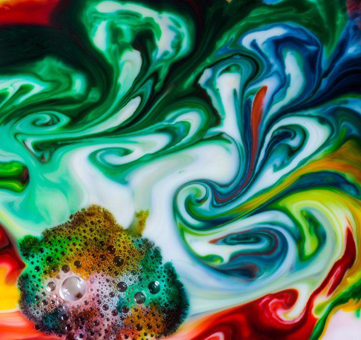 Mystic Milk number 5 - Sage Moonshadow