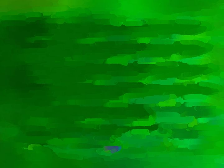 Green river - Paintings and prints