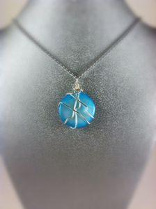 Sea Blue Necklace