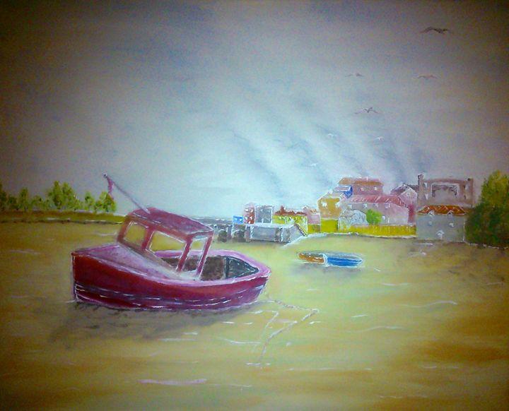 dry bay - JRS Artworks