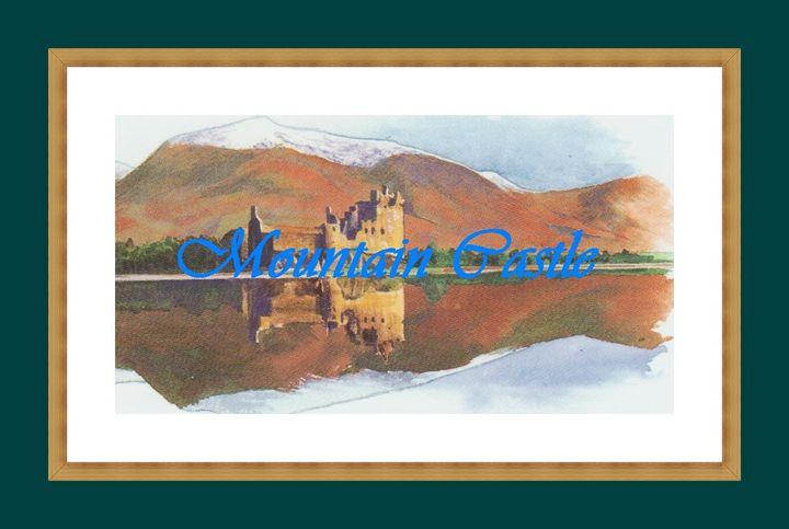 Mountain Castle - Matrix Collection