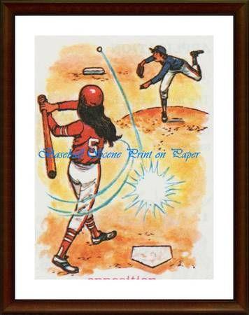 Baseball - Matrix Collection